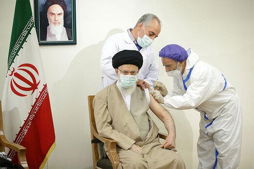 ببینید   تزریق دُز اول واکسن کوو ایران برکت به رهبر معظم انقلاب