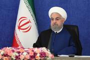 الرئيس روحاني : الاقتصاد القائم على العلم والمعرفة بامكانه تحريك عجلة البلاد