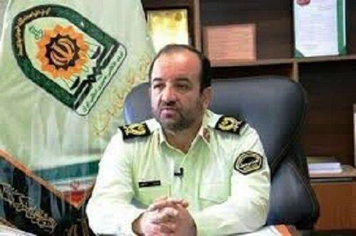پیام تبریک فرمانده نیروی انتظامی استان چهارمحال وبختیاری به مناسبت هفته قوه قضائیه