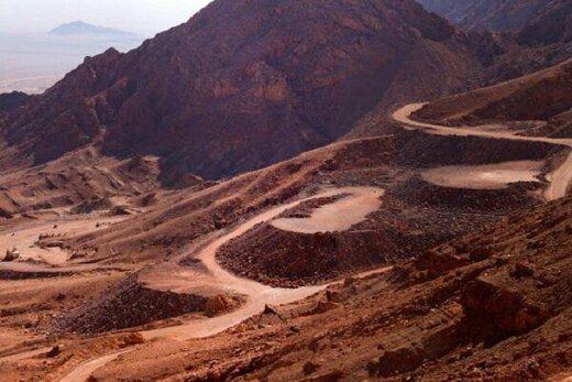 تخریبهای معدن درهزرشک از فواید اقتصادی آن بیشتر است