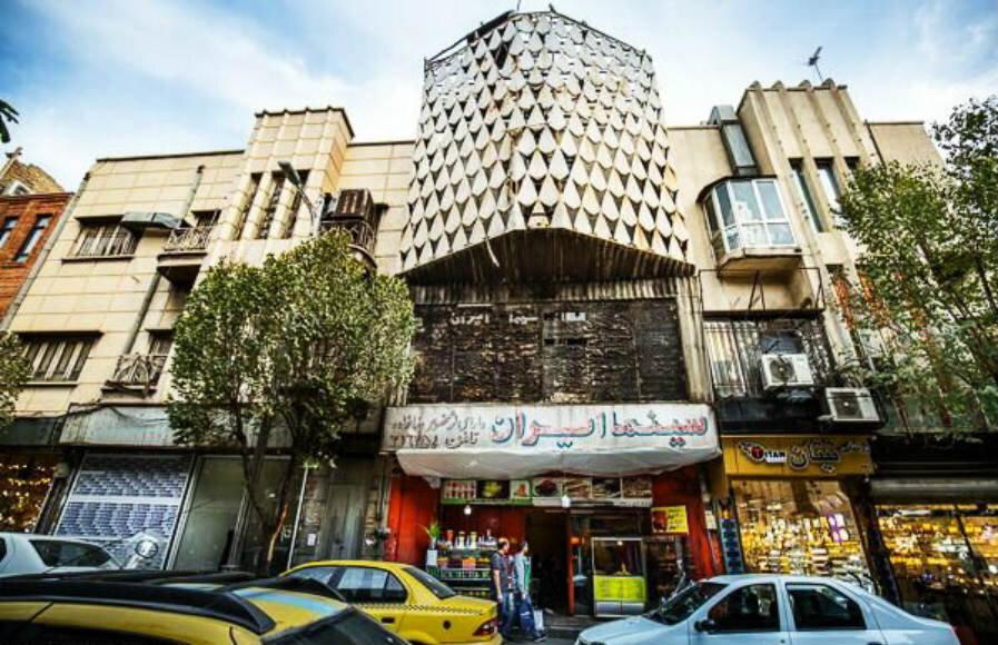 سینماهایی که تخریب و خاطراتی که درهم کوبیده میشوند