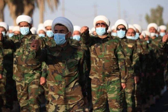 رژه الحشد الشعبی ترند اول توییتر در عراق شد