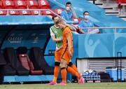 رکورد عجیب کارت قرمز هلندیها در تاریخ یورو!