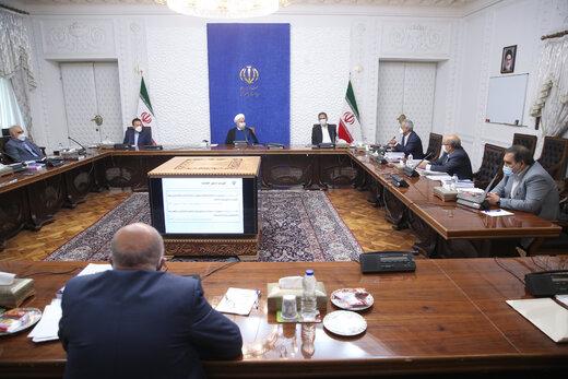 روحانی: ضربه آمریکا به درآمد ارزی کشور را خنثی کردیم