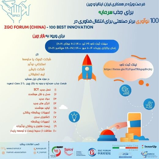 انجمن مدیریت فناوری و نوآوری ایران همکار اجرایی ZGC شد
