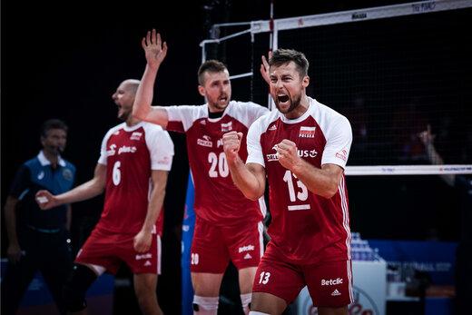 التیام زخمهای لهستان بعد از باخت دردآور مقابل ایران