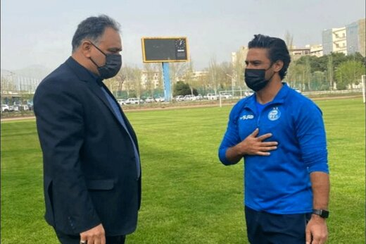 واکنش مدیرعامل باشگاه استقلال به اعتراض فرهاد مجیدی