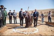 تصاویر   آیین افتتاح آبرسانی به روستای محروم تنوره - کرمانشاه