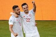 پرگلترین بازی یورو 2020 به سود شاگردان انریکه