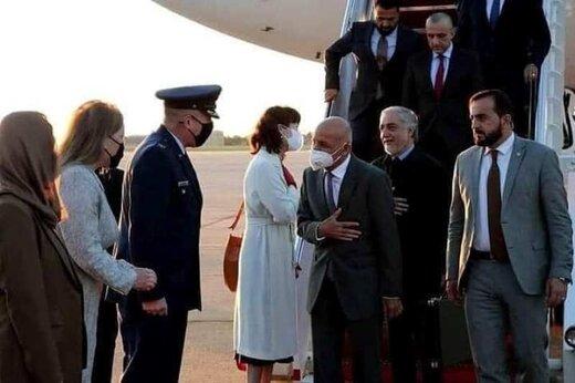 سفر بیدستاورد اشرف در واشنگتن؛تحقیر افغانستان به قیمت جنگ قدرت و قومگرایی