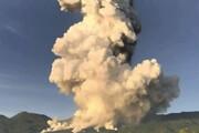ببینید | لحظاتی نفسگیر از فوران آتشفشان در کاستاریکا
