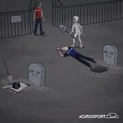 بازماندگان جنگ یک هشتم نهایی اروپا را ببینید!