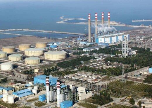 تولید انرژی خالص نیروگاه نکا به حدود ۳ میلیارد کیلو وات ساعت رسید