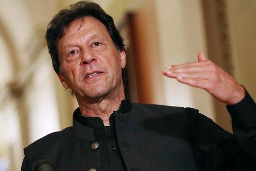 عمران خان از تصمیم بایدن استقبال کرد