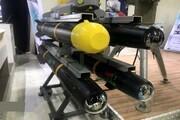نمونه دیگری از موشکهای «شلیک کن و فراموش کن» نیروهای مسلح ایران +عکس