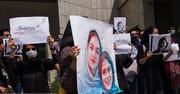 تجمع اعتراضی خبرنگاران، بهخاطر جان باختن دو تن از همکارانشان