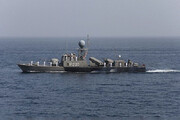 ببینید | تمرین دریایی امنیت پایدار ۱۴۰۰ نیروی دریایی ارتش در دریای خزر