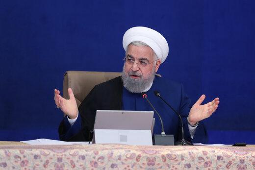 ببینید | توصیف روحانی از برجهای تهران و قرار گرفتنشان روی گسل