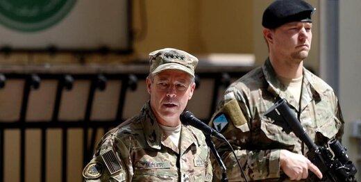هشدار ژنرال میلر درباره جنگ داخلی افغانستان