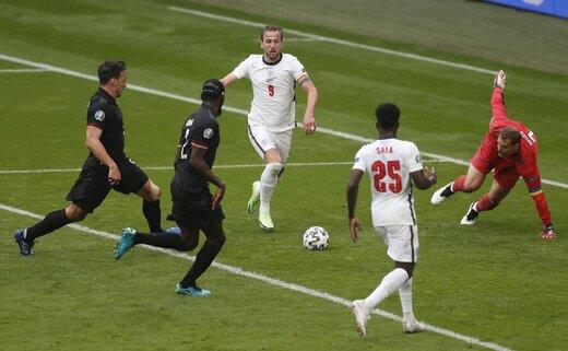 کاربران خبرآنلاین،انگلیس و ایتالیا را به فینال یورو فرستادند