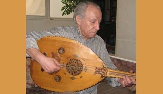 بوسه شاپور رحیمی بر جبین پسرش/ عکس