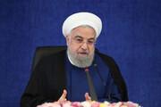 الرئيس روحاني : على اميركا أن توضح قيامها بتكريم من اسقطوا طائرة الركاب الايرانية