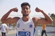 ببینید | دونده المپیکی ایران که به خاطر کرونا از المپیک محروم شد