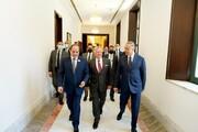 نشست سه جانبه بغداد؛غارت ثروت عراق و دور کردن ایران با معامله قرن جدید