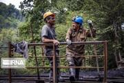 تصاویر | معدن ذغال سنگ روستای تخت
