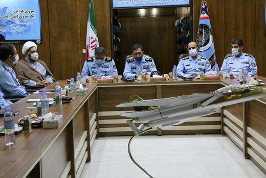معاون هماهنگ کننده نیروی هوایی ارتش: نعمت امنیت در کشور ما در بالاترین سطح خود وجود دارد