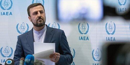 پاسخ غریبآبادی درباره علت سفر معاون آژانس به ایران