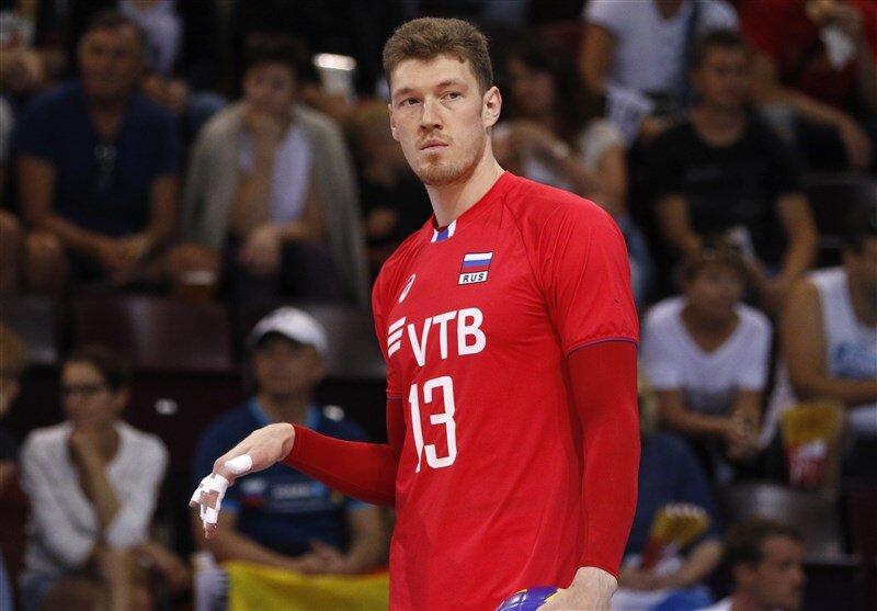 غول روسی المپیک را از دست داد