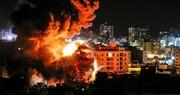 حملات جنگندههای رژیم صهیونیستی به غزه/ واکنش حماس