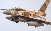 ورود غیرمنتظره جنگنده مراکشی به پایگاه هوایی اسرائیل