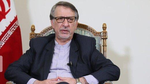 گفتگوی سفیر ایران در لندن با فاینشنال تایمز درباره کشتی اسرائیلی:چرا کسی حمله به کشتی های ایرانی را محکوم نمی کند؟ما به دنبال تنش نیستیم