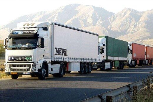 رشد ۱۰ درصدی حمل کالا توسط ناوگان جادهای آذربایجانغربی