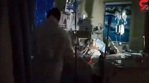 واکنش یک مسئول به قطع برق یک بیمارستان: ممکن است تا برق وصل شود یک راهرو برق نداشته باشد