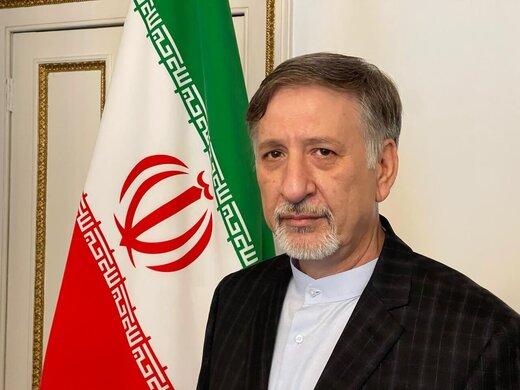 السفير الايراني في لندن : احياء الاتفاق النووي رهن بإلغاء الحظر عمليا