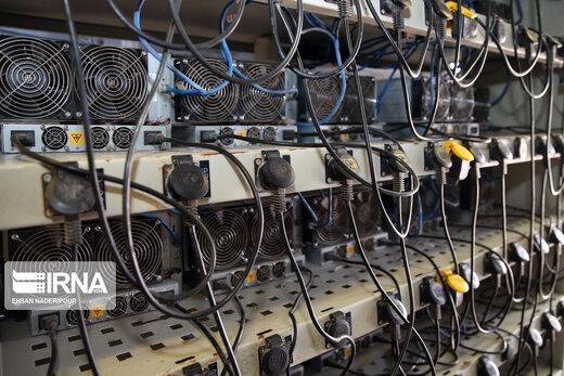 ۲ هزار و ۴۸۰ دستگاه استخراج ارز دیجیتال در آبیک کشف شد