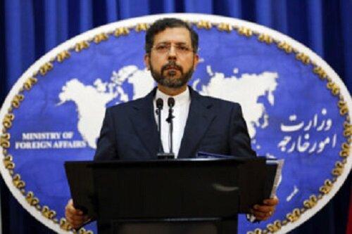 اولین واکنش ایران به اتهامزنی وزیران خارجه آمریکا و انگلیس/ خطیبزاده: در صورت ماجراجویی بیدرنگ و با قدرت پاسخ خواهیم داد