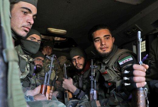 ترکیه اینبار تروریستها را به افغانستان اعزام کرد!