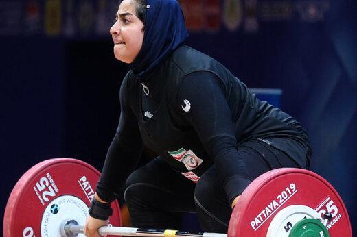 بشنوید   دختر وزنه بردار ایران از شرایطش برای حضور در المپیک گفت