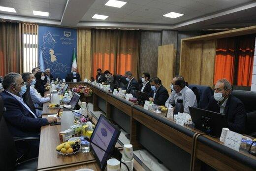 سفر رییس شورای مرکزی سازمان نظام مهندسی ساختمان کشور به آذربایجانغربی