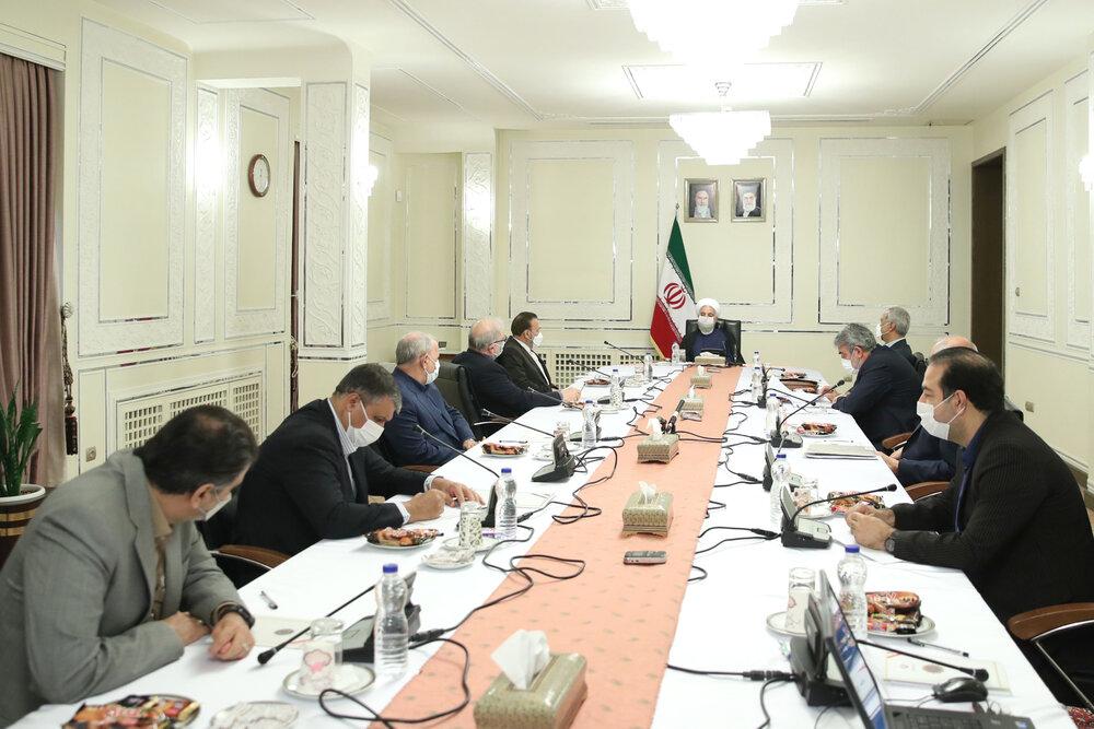 دستورات فوری روحانی برای جلوگیری از موج جدید کرونا در ایران