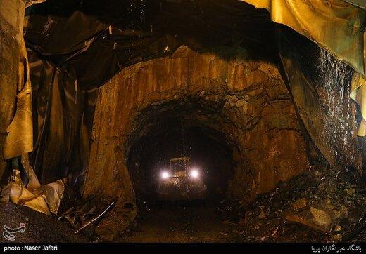 طولانیترین تونل آزادراهی کشور ۱۲ روز دیگر افتتاح میشود؟