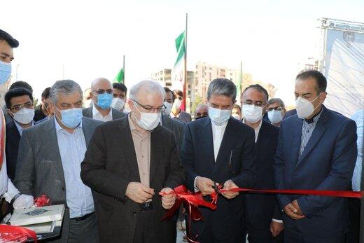 وزیر بهداشت در ارومیه