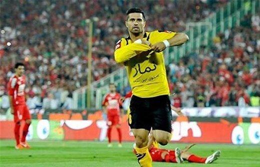 محمد غلامی از فوتبال خداحافظی کرد