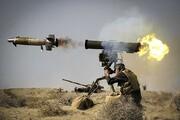 تصویری از موشک ضد زره نیروهای مسلح ایران /«توفان»؛ مجهز به سیستم جنگ الکترونیک است
