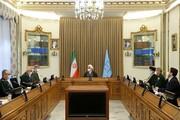کدام وزیر روحانی به دیدار رئیس قوه قضاییه رفت؟