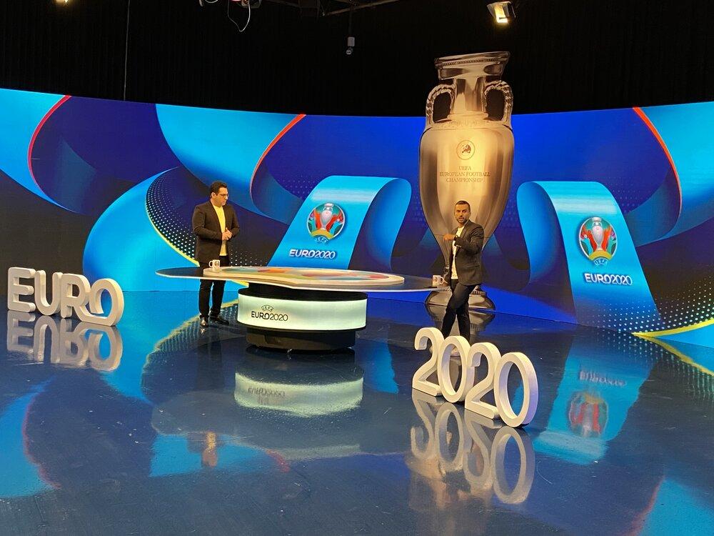متفاوت از پشت صحنه یورو 2020